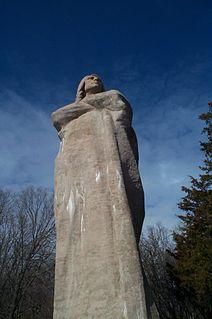 Black Hawk Statue United States historic place