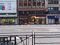 Black dark night 香港反對逃犯條例 Anti-HK bill demo against extradition bill protect Sheung Wan Hillier Street Des Voeux Road Central July 2019 SSG 11.jpg
