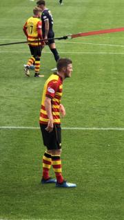 Blair Spittal Scottish footballer