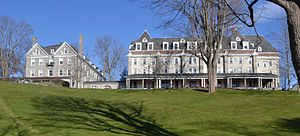 Blair Academy - Blair Academy Front Hill