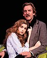Blanche Baker and Donald Sutherland in Lolita rehearsal, cropped.jpg