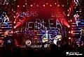 Bleachers 8 23 2014 -3 (14836007038).jpg