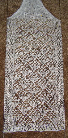 Lace Knitting Wikipedia