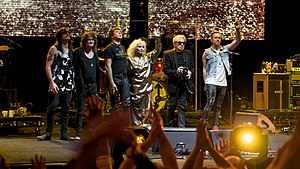 Blondie - O2 Brixton Academy - Friday 17th November 2017 BlondieBrixton171117-43 (24724661798).jpg