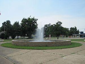 Blytheville, Arkansas - Image: Blytheville City Park Blytheville AR 008