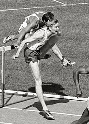 Bo Forssander - Bo Forssander at the 1968 Olympics