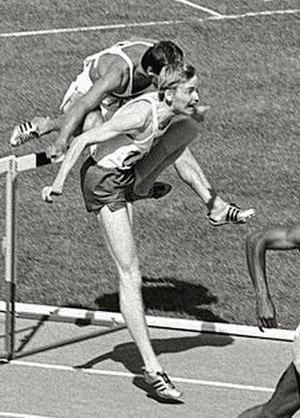 Bo Forssander - Bo Forssander at the 1968 Olympics