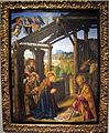 Boccaccio boccaccino, adorazione dei pastori, 1500-07 ca., Q68.JPG