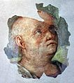 Boccaccio boccaccino, teste staccate da un affresco della trafigurazione, da s. leonardo, 03.jpg