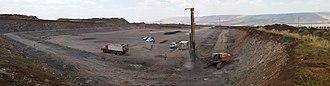 Tiberias Football Stadium - Excavation and foundation July 2016