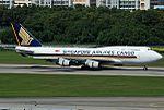 Boeing 747-412(BCF), Singapore Airlines Cargo JP7254195.jpg