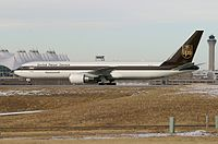 N317UP - B763 - UPS Airlines