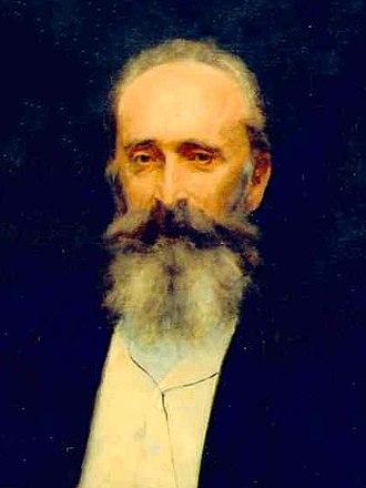 Bogdan Petriceicu Hasdeu - Hasdeu by George Demetrescu Mirea (1887)