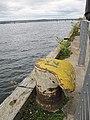 Bollard by the dock - geograph.org.uk - 2050718.jpg