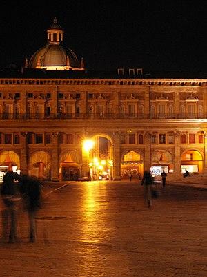 Bologna-piazza maggiore