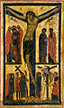 Bonaventura berlinghieri, crocifissione, uffizi.jpg