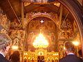 Bonn Griechisch-Orthodoxe Kathedrale Agia Trias Innen 1.JPG