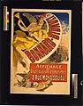 Bonnard-Bidault, affichage et distribution d'imprimés - J. Chéret. LCCN2004675014.jpg