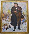 Boris kustodiev, ritratto di fyodor chaliapin, 1922.JPG