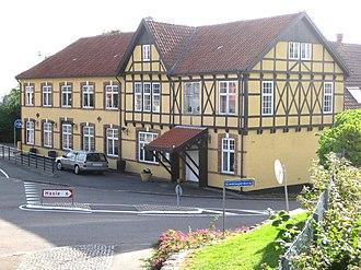 Klemensker - Image: Bornholm Klemensker Klemens Kro