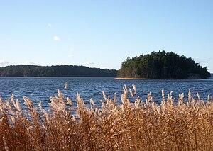 Bornsjön - Image: Bornsjön 2010a
