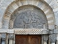 Bossost église portail nord tympan.jpg