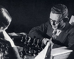 Botvinnik contre Flohr en 1933
