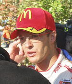 Sebastien Bourdais, 4-time Champ Car World Series champion (2004–2007)