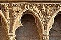 Bourges (18) Cathédrale Saint-Étienne - Extérieur - Portail Saint-Ursin - 08.jpg