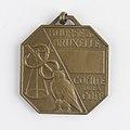 Bourse de Bruxelles - Comité de la Cote, medal by Pierre Theunis, Belgium, (1936), Coins and Medals Department of the Royal Library of Belgium, 2N141 - 4 (recto).jpg