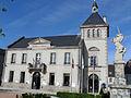 Boussac (Creuse) - Hôtel de ville.JPG