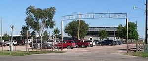 Hemingford, Nebraska - Box Butte County Fairgrounds in Hemingford