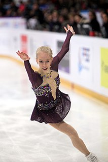 Bradie Tennell American competitive figure skater