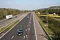 Bradninch, M5 Motorway - geograph.org.uk - 592616.jpg