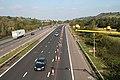 Bradninch, M5 Motorway - geograph.org.uk - 592616.jpg