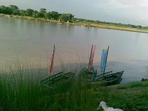 Old Brahmaputra River - Image: Brahmaputra River