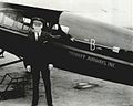 Braniff Airways Captain R V Carleton Lockheed Vega Jun 1931.jpg