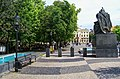 Bratislava - Hviezdoslavovo námestie - View ENE I.jpg
