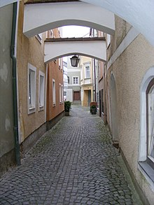 Charming Braunau Am Inn   Gasse.JPG