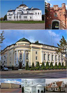 Brest, Belarus Place in Brest Region, Belarus
