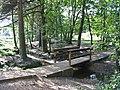 Bridge near Holmsley inclosure, New Forest. - geograph.org.uk - 554627.jpg