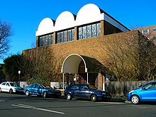 Brighton and Hove Reform Synagogue, Palmeira Avenue - geograph.org.uk - 353087.jpg