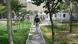 Sherpur Cantonment - Image: British Cemetery (1 of 1) 2