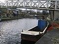 British Waterways Barge 'Chiltern' - geograph.org.uk - 1614604.jpg