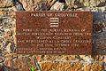 British servicemen plaque, La Croix Cemetery, Jersey.JPG