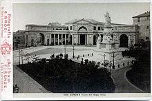 Stazione di genova piazza principe wikipedia - Genova porta principe ...