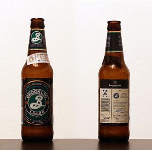 Brooklyn Brewery - Image: Brooklyn Lager