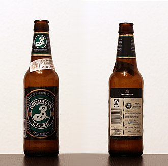 Brooklyn Brewery - Image: Brooklyn Lager
