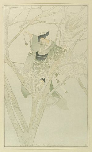Bertha Lum - Brooklyn Museum - Yuki-Anna, The Frost Fairy - Bertha Lum - overall