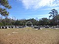 Buck Creek Baptist Memorial Garden, Colquitt County.JPG